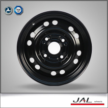 13x5J Black Wheels 4 Lug Roda de Roda
